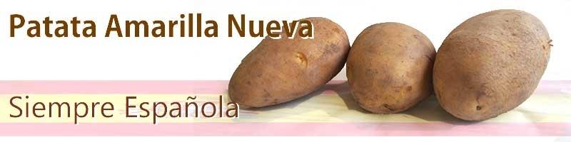 Patata Amarilla Nueva