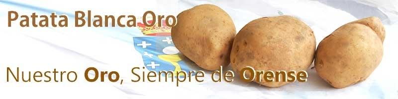Patata Blanca Oro