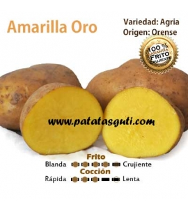 Patata Oro Amarilla