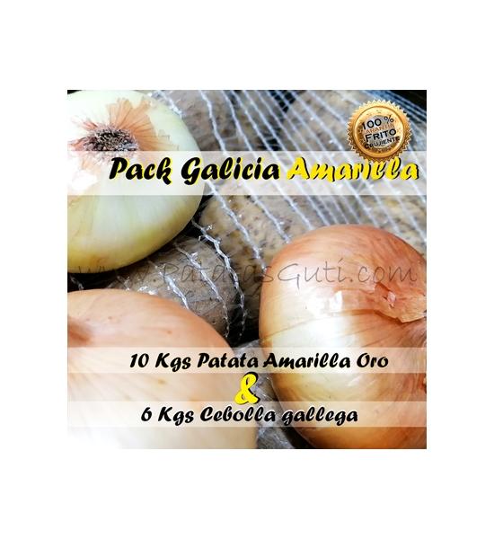 Pack GALICIA AMARILLA (Patata + Cebolla)